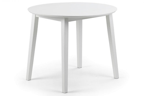 Coast Dining Table - White