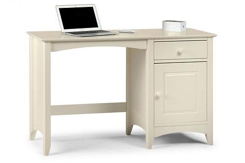 Cameo Desk - Stone White