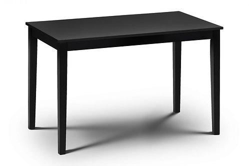 Hudson Black Dining Table