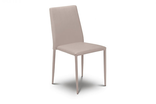 Jazz Stacking Chair - Stone