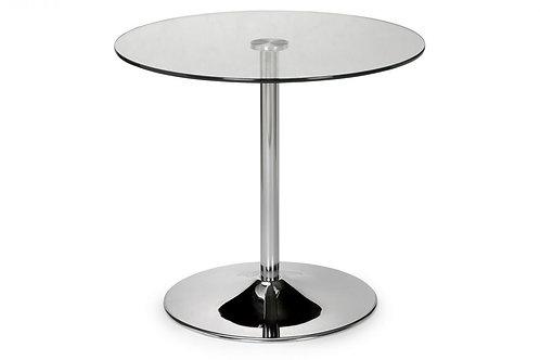 Kudos Glass Pedestal Table