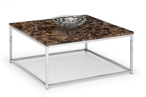 Scala Bronze Marble Coffee Table