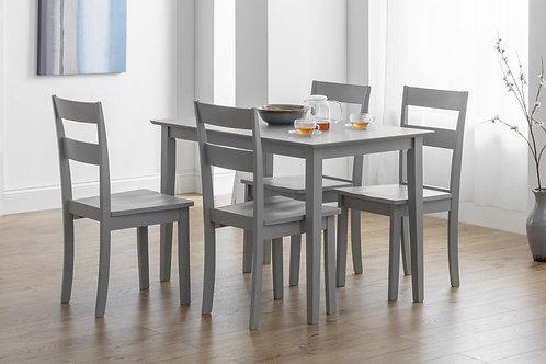Kobe Dining Set (4 Chairs)