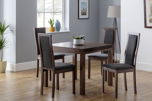 Melrose Extending Dining Set - 4 Chairs