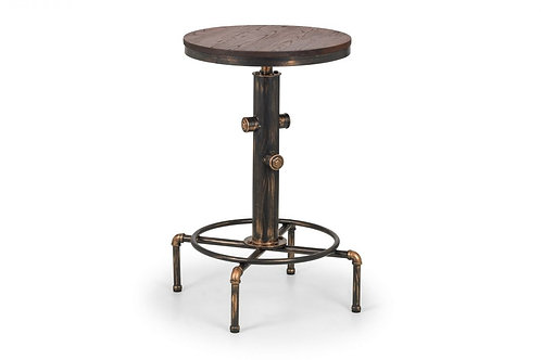 Rockport Pipework Bar Table