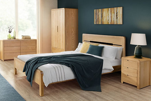 Curve Bed - Double