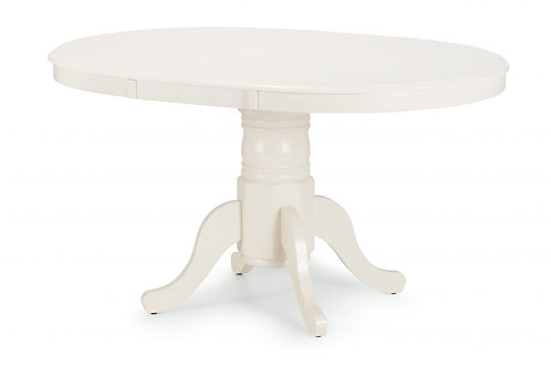 Stamford Round to Oval Extending Dining Table