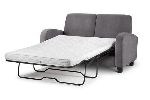 Vivo Sofa Bed in Dusk Grey Chenille