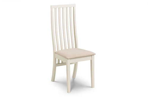 Vermont Dining Chair - Ivory