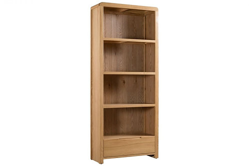 Curve Tall Bookcase