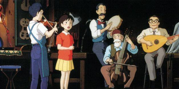 More than just young love: Yoshifumi Kondō's Whisper of the Heart (1995)
