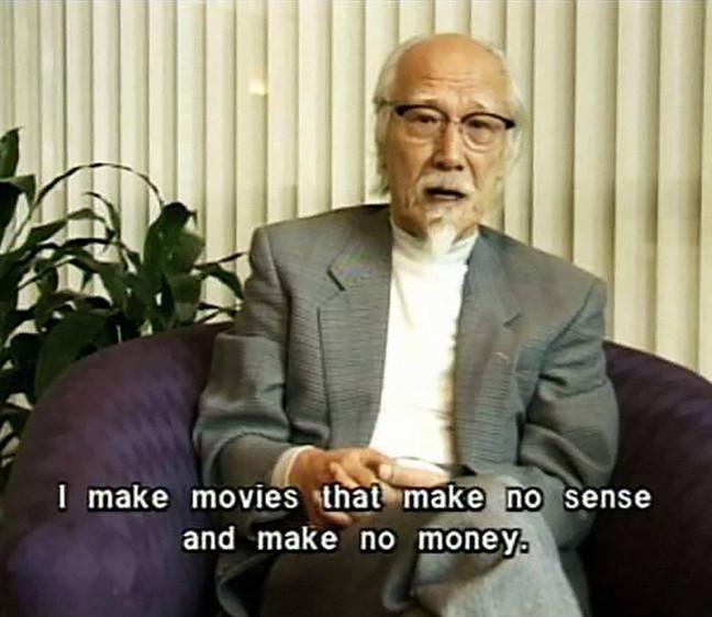 RIP Seijun Suzuki
