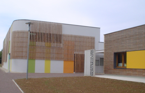 Groupe scolaire Montmuzard Dijon