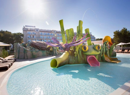 MAR HOTELS PLAYA DE MURO SUITES 4*