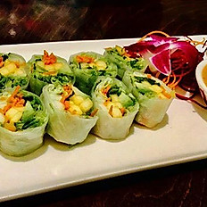 Avocado Mango Spring Roll