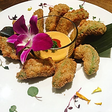 Fried Avocado Dippers