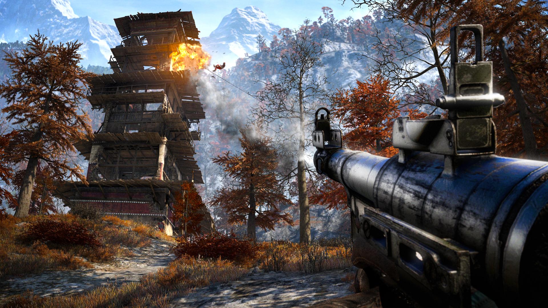 Far Cry 4 Crackfix 3dm - lostblack