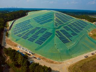Hickory Ridge: From Landfill to Solar Energy Plant