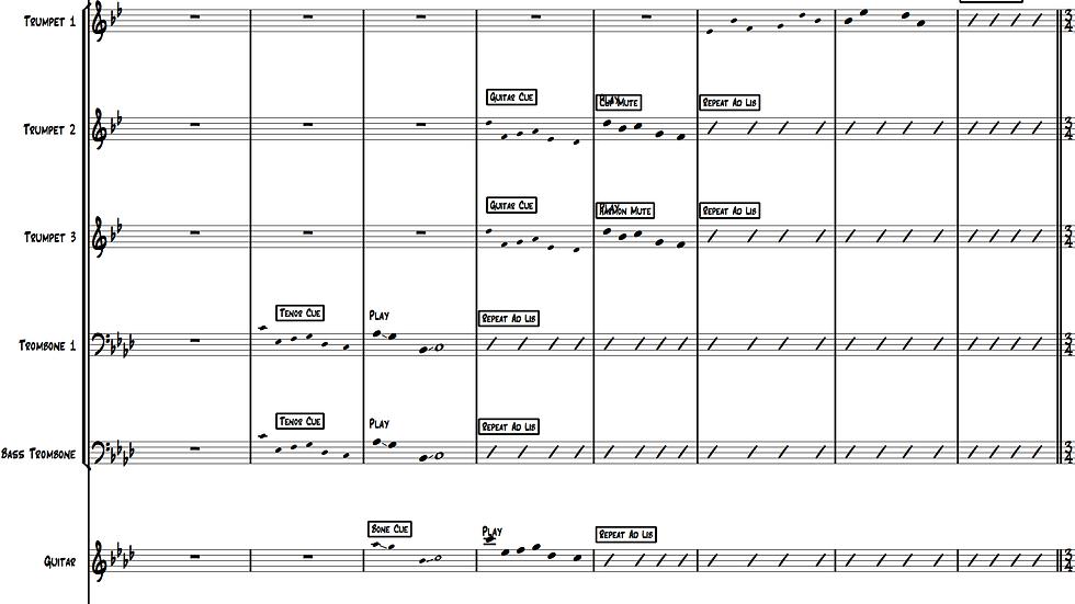 Night Music (Medium Ensemble)