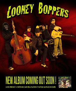 Poster Looney Boppers - New Album Out Now.jpg