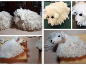 """Baa Baa """"white sheep"""""""