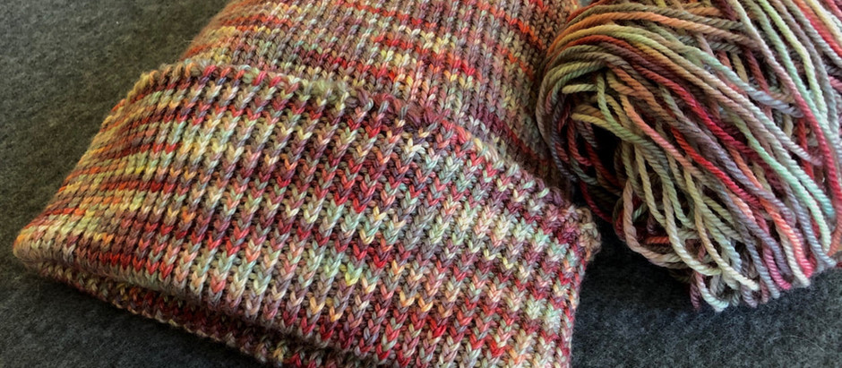 What does a Knitter do in Summer?