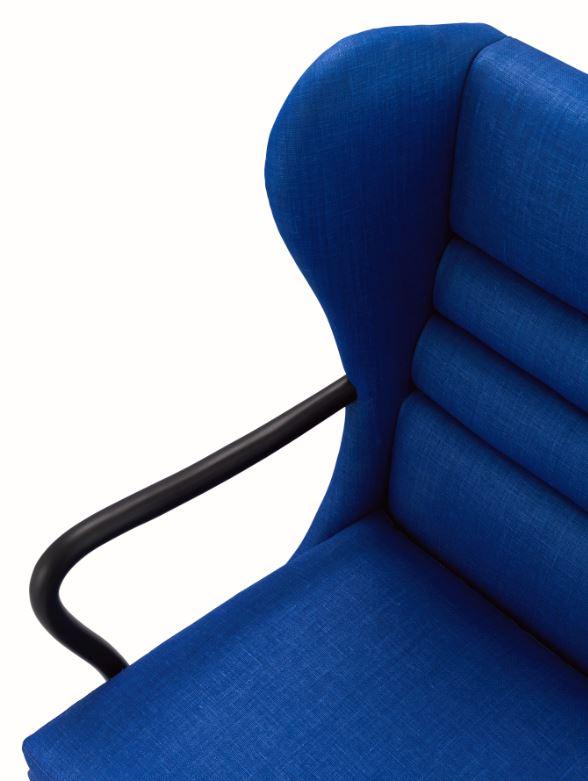 Swedish Wingback armchair1