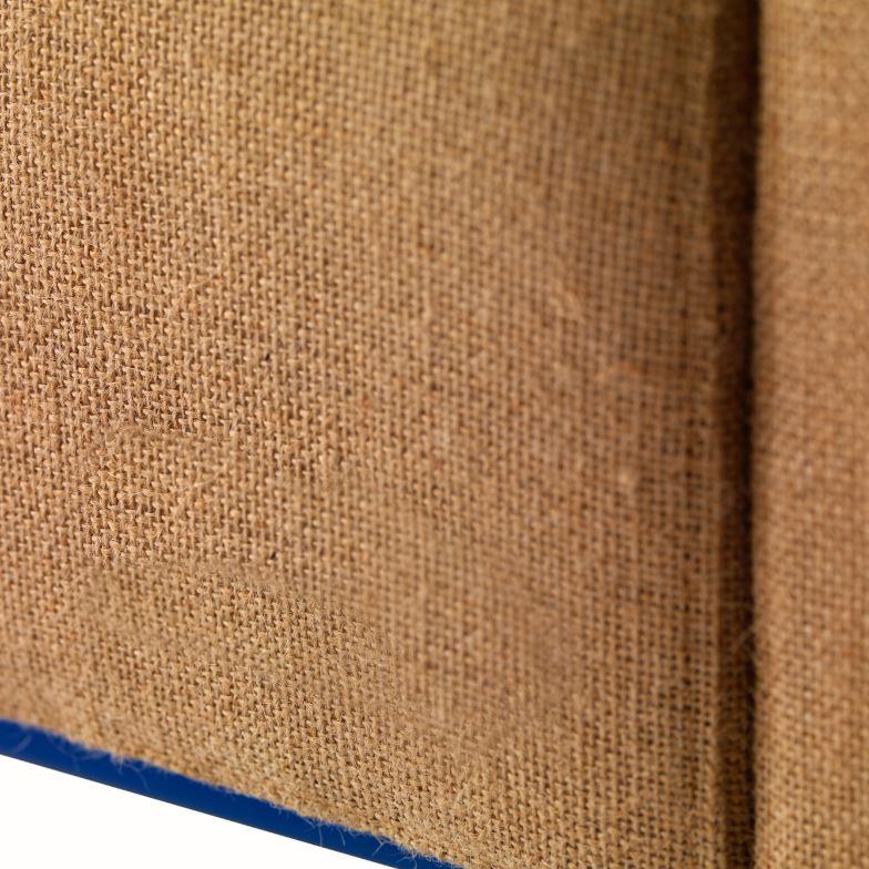 Sack coloured linen
