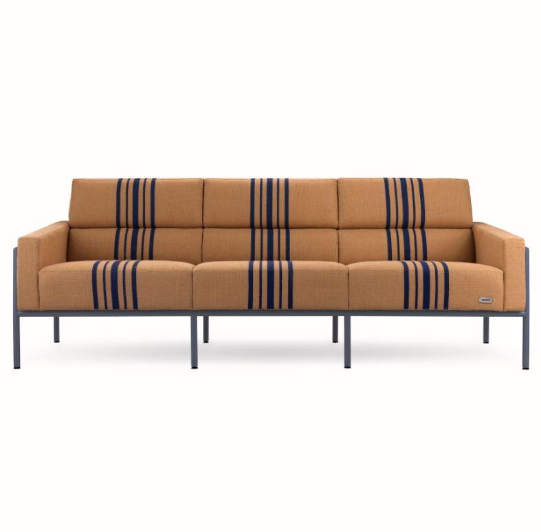 Tubular based sofa