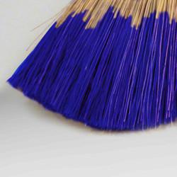 004 BLUE WHEAT BRUSH