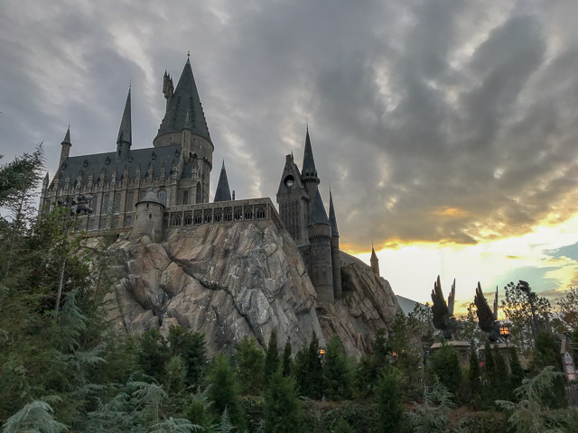 Hogswarts Castle, Islands of Adventure