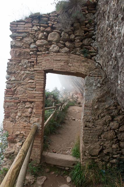 Mountainside Hermitage