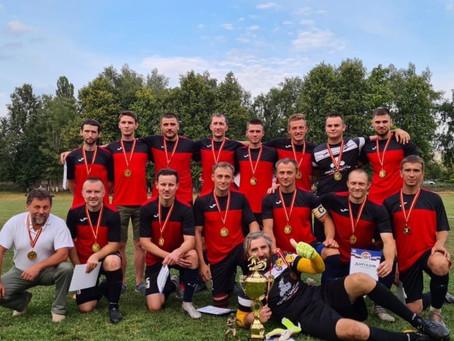 Курчатовский район - обладатель Кубка Губернатора