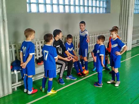 Результаты игр областного турнира по мини-футболу среди юношей