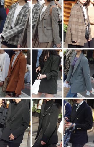 テーラードジャケット【拡大】