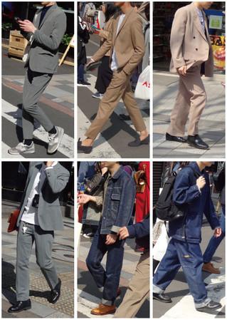 スーツカジュアル【拡大】