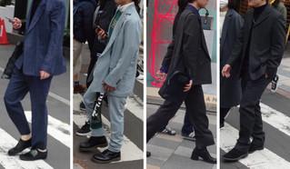 スーツ・セットアップ【継続】