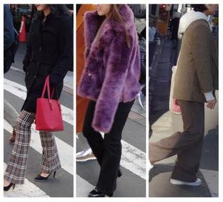 70sファッション【登場】