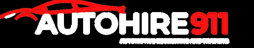 Autohire911 Official Logo without backgr