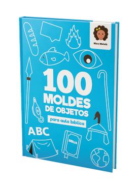 100 moldes de objetos para aula bíblica