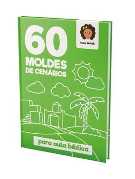 60 moldes de cenários para aula bíblica
