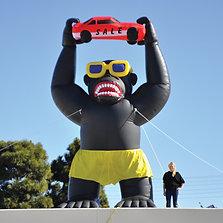 Giant 20' Gorilla Inflatable Kit