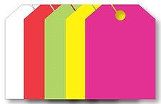 Hang Tags - Blank - Large