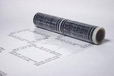 "Floor Mat - Full Adhesive - 3 MIL - 21"" x 24"""