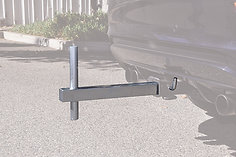 TOW HITCH FOR SWOOPER BANNER