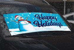 Holiday Bucko Banner