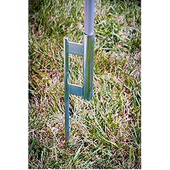 GROUND SPIKE FOR SWOOPER FLAG