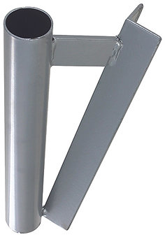 ANGLED POLE MOUNT FOR SWOOPER BANNER