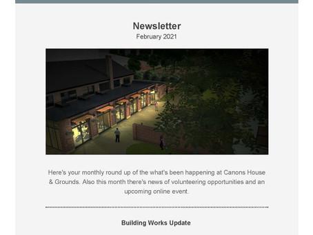 Newsletter - February 2021