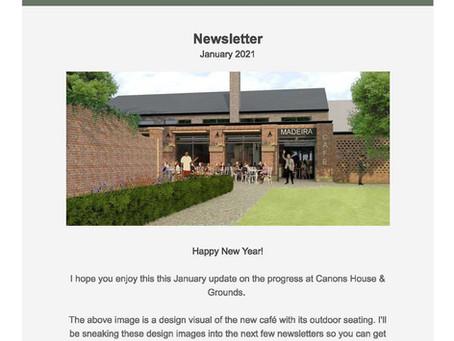 Newsletter - January 2021